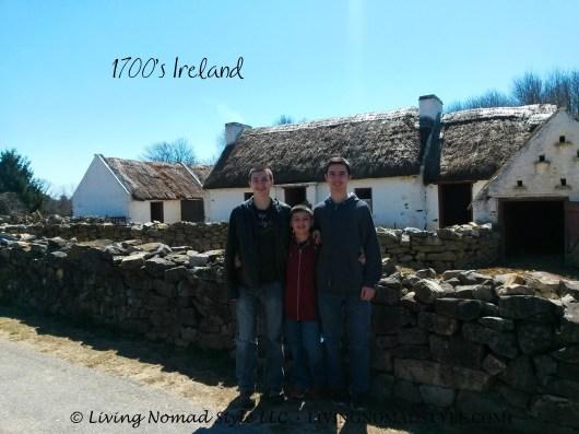 1700 ireland