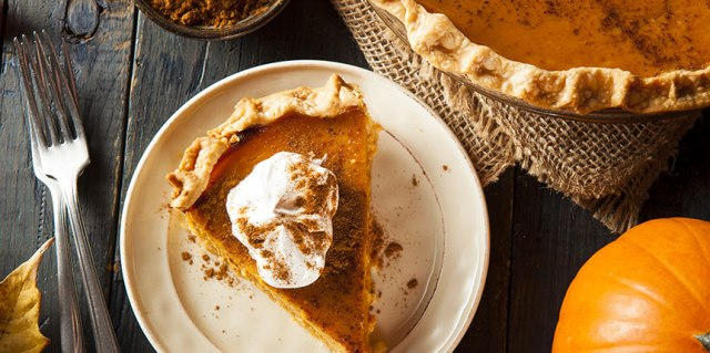 Non-GMO Pumpkin Pie for Thanksgiving