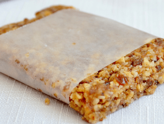 Apple Pie Energy Bar