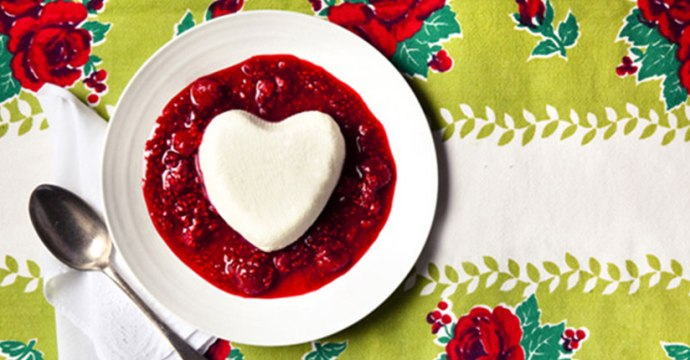 Recipe for Romance, Coeur a la Creme