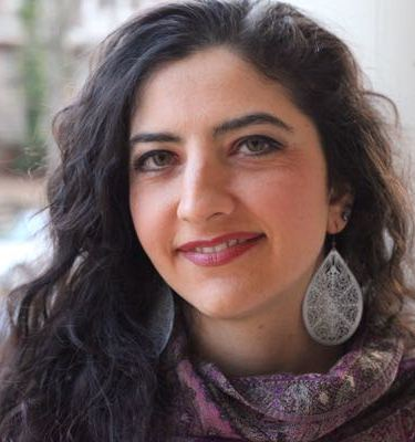 Shireen Karimi, Green America