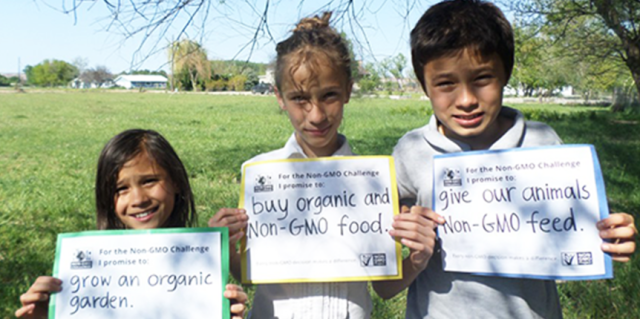 Thank you for your Non-GMO Challenge Commitments!