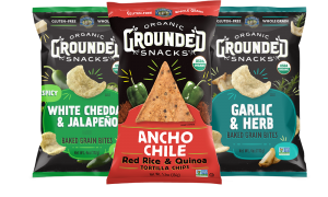 Lundberg Snacks Grounded Non-GMO Project Verified
