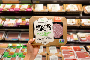 Beyond Burger Plant-Based Patty