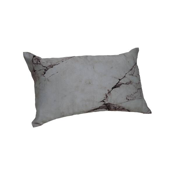 chatu mid marble throw pillow case 30x50cm living n style