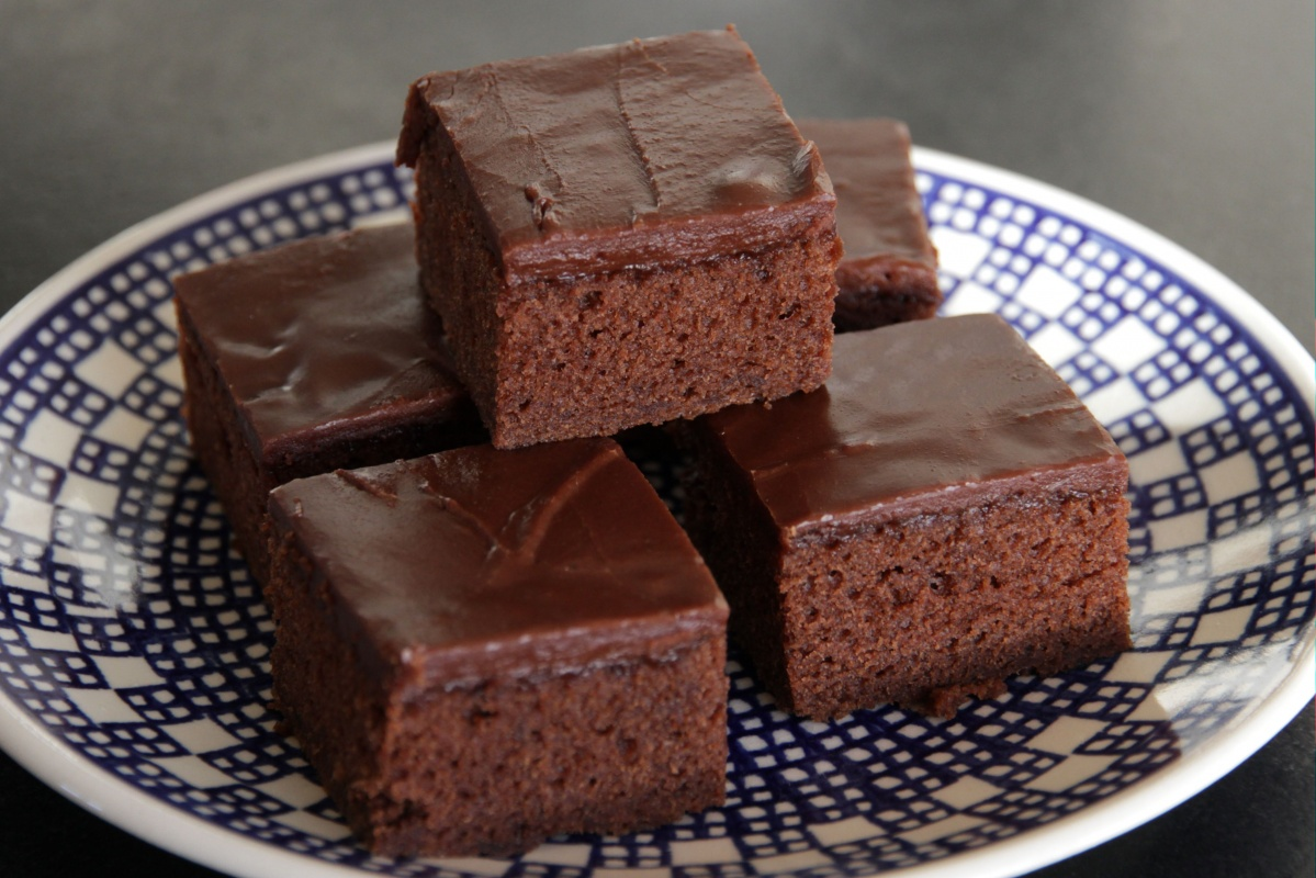 Buttermilch Brownies