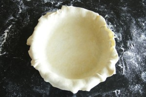 Buttermilk Pie Crust