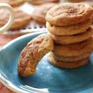 Snickerdoodles – amerikanische Zimt Cookies