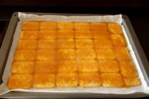 TUC Schoko-Toffee ~ Living on Cookies