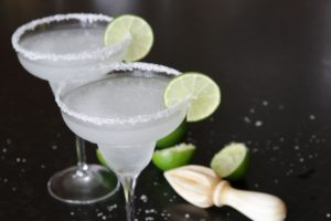 Frozen Margaritas ~ Living on Cookies