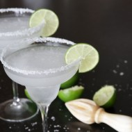 Frozen Margaritas (Homemade Margarita Mix)
