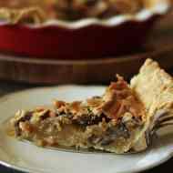 Klassischer Pecan Pie