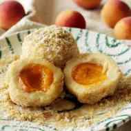 Austrian Apricot Topfen Dumplings