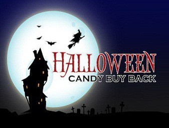 Kids earn cash by selling Halloween candy to dentists