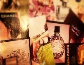 4 good uses for magazine perfume samples