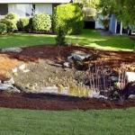 How to save money with a rain garden