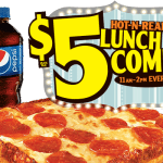 Little Caesars: $5 Hot-N-Ready lunch combo
