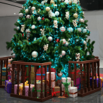 Why you should be glad to see Christmas trees in stores