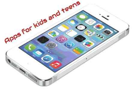9 good iPad apps for kids, tweens and teens