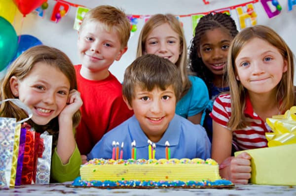 Kid Birthday Party Ideas That Wont Break The Piggy Bank Living On The Cheap