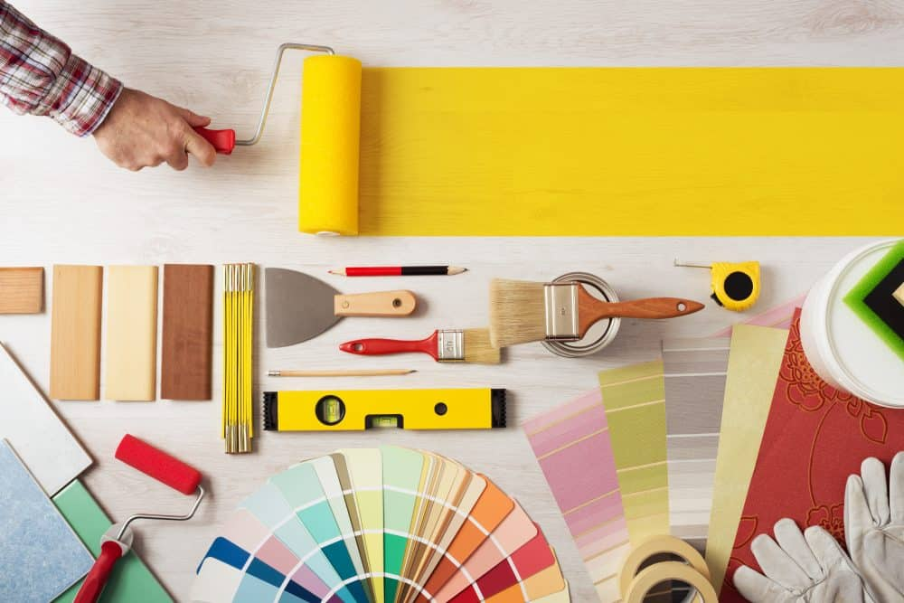 18 Cheap And Easy D I Y Home Improvement Projects Living On The Cheap