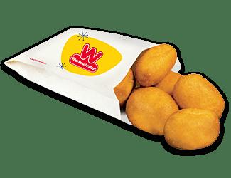 Get 50 Wienerschnitzel mini corn dogs for just $10