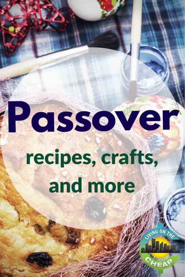 Here's where to find FREE last minute inspiration for Passover recipes, DIY crafts for kids, digital Haggadahs, Passover e-cards, and more.