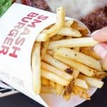 Smashburger: Holiday Smash Pass gets free entrée for 30 days