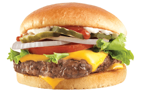 Get free Dave's Single hamburger at Wendy's