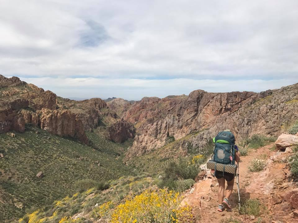 Everything you Need to Know about Thru-Hiking the Arizona Trail