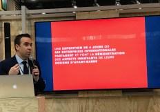 alain-dufour-world-design-summit-organization-co-director-general-secretary-speaks-at-maison-objects-paris