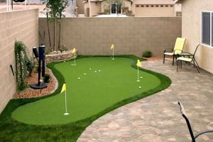 Got a Backyard – Add a Putting Green