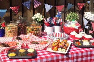 Simple Barbecue Entertaining Ideas