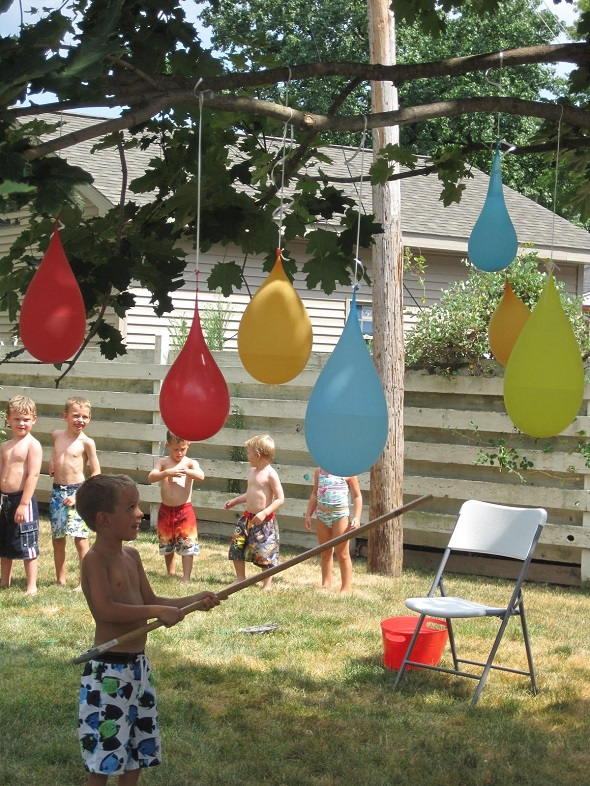 top backyard water activities
