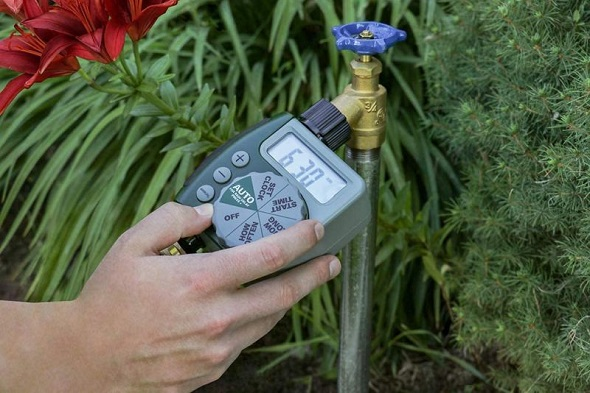 best water timers