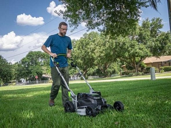 Greenworks mowers