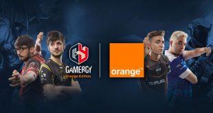 Gamergy Orange Edition