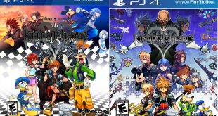Kingdom Hearts HD 1.5 + 2.5 ReMIX Covers Ps4