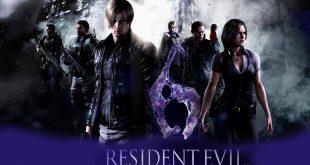 Resident Evil 6 HD Ps4 Theme