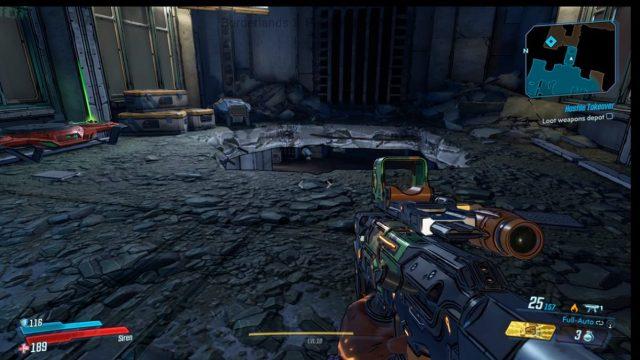 Filtrado un gameplay de Borderlands 3 - LivingPlayStation