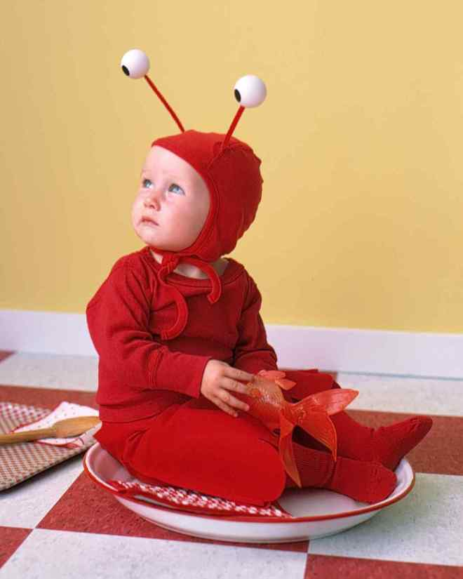 diy lobster costume