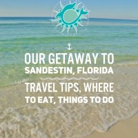 Our Getaway to Sandestin, Florida