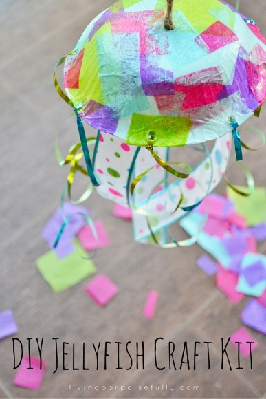 DIY Jellyfish Craft Kit (1)