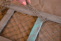 fishing net frame diy 11