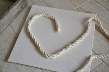 rope seashell shadowbox step 1a