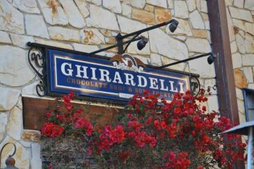 Ghirardelli Chocolate - Monterey Bay