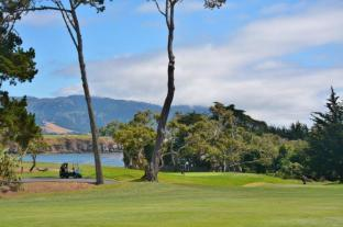 Pebble Beach golf course 3