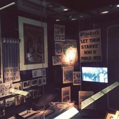 Motivational moments: Woman up Suffragette Exhibit @ MOL