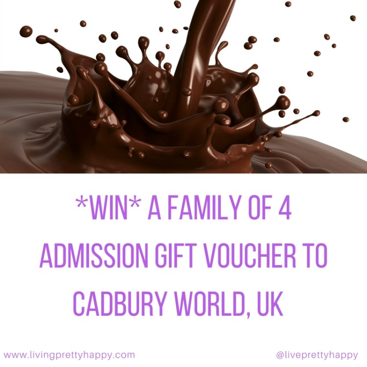 Cadbury World Twitter Competition