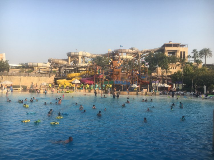 Aquaventure vs Wild Wadi Waterpark